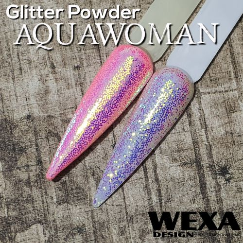 Glitter Powder AQUAWOMAN