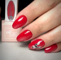 E.MiLac DV Imperial Red #072, 9 ml