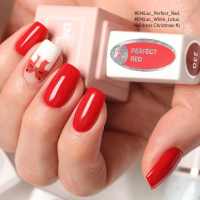 E.MiLac RM Perfect Red #230, 9 ml.