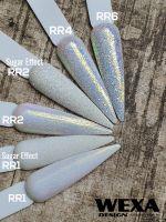 Trblietavý prášok RR - zlaté odlesky