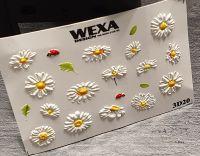 WEXA vodolepky 3D20