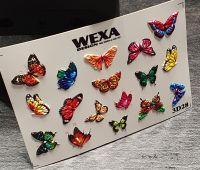 WEXA vodolepky 3D28
