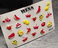 WEXA vodolepky 3D33
