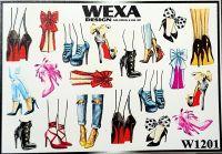 WEXA vodolepky W1201