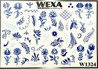 WEXA vodolepky W1324