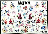 WEXA vodolepky W1325