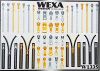 WEXA vodolepky W1335