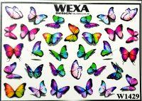 WEXA vodolepky W1429