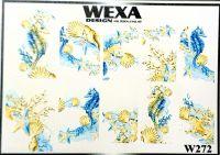 WEXA vodolepky W272