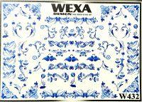 WEXA vodolepky W432