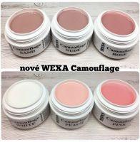 Camouflage builder UV/LED gel - Pink 50ml