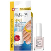 Eveline 9v1 Total Action Toe Nail