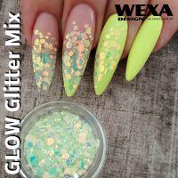 GLOW Glitter Mix