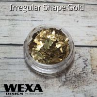 Irregular Shape - Gold