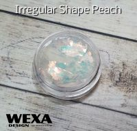Irregular Shape - Peach