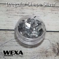 Irregular Shape - Silver
