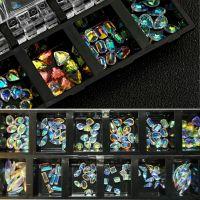 Maxim Crystal Set - AB kamienky na nechty
