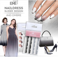 Naildress Slider Design #40 Ombre