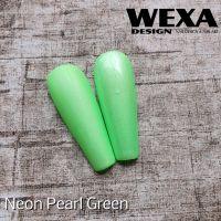 Neon Pearl color gél - Green