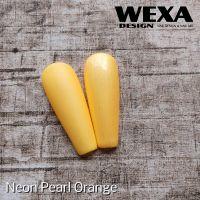 Neon Pearl color gél - Orange
