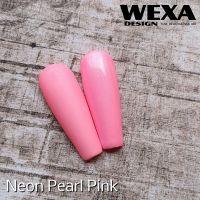 Neon Pearl color gél - Pink