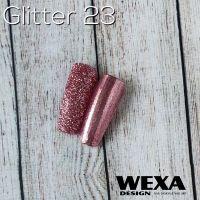 Glitter 23 - Rose