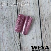 Glitter 24 - Pink
