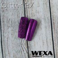 Trblietavý prášok Glitter 27 - Lila
