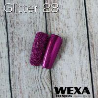 Glitter 28 - Lila Pink