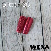 Glitter 30 - Rapsberry
