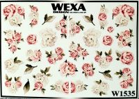 WEXA vodolepky W1535