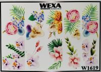 WEXA vodolepky W1619 XXL