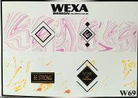 WEXA vodolepky W69