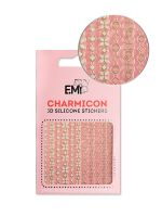 Charmicon 3D Silicone Stickers #152 Chain