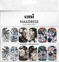 emi Naildress #66 Floristic Print