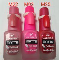 Lak na nechty Gabrini Matte M22