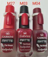 Lak na nechty Gabrini Matte M27
