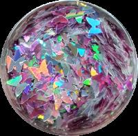 Motýliky Hologram