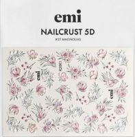 NAILCRUST 5D #27 Magnolias