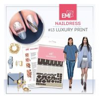 Naildress Slider Design #13 Luxe-print