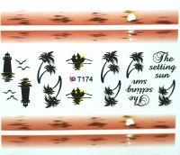 Vodolepky T174 palmy