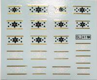Vodolepky Zimné SL241 gold