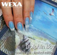Dolphin Bay Builder LED/UV gél 15ml - LIMITED EDITION