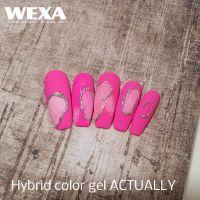 Hybrid color gel - Actually
