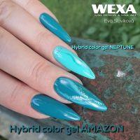 Hybrid color gel na nechty - Amazon