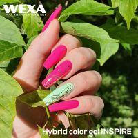 Hybrid color gel na nechty - Inspire