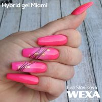 Hybrid color gel na nechty - Miami