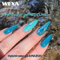 Hybrid color gel na nechty - Neptune