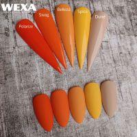 Hybrid color gel na nechty - Spice