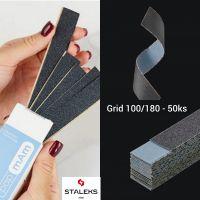 STALEKS brúsne papiere - návleky grid 100/180 - 50ks
